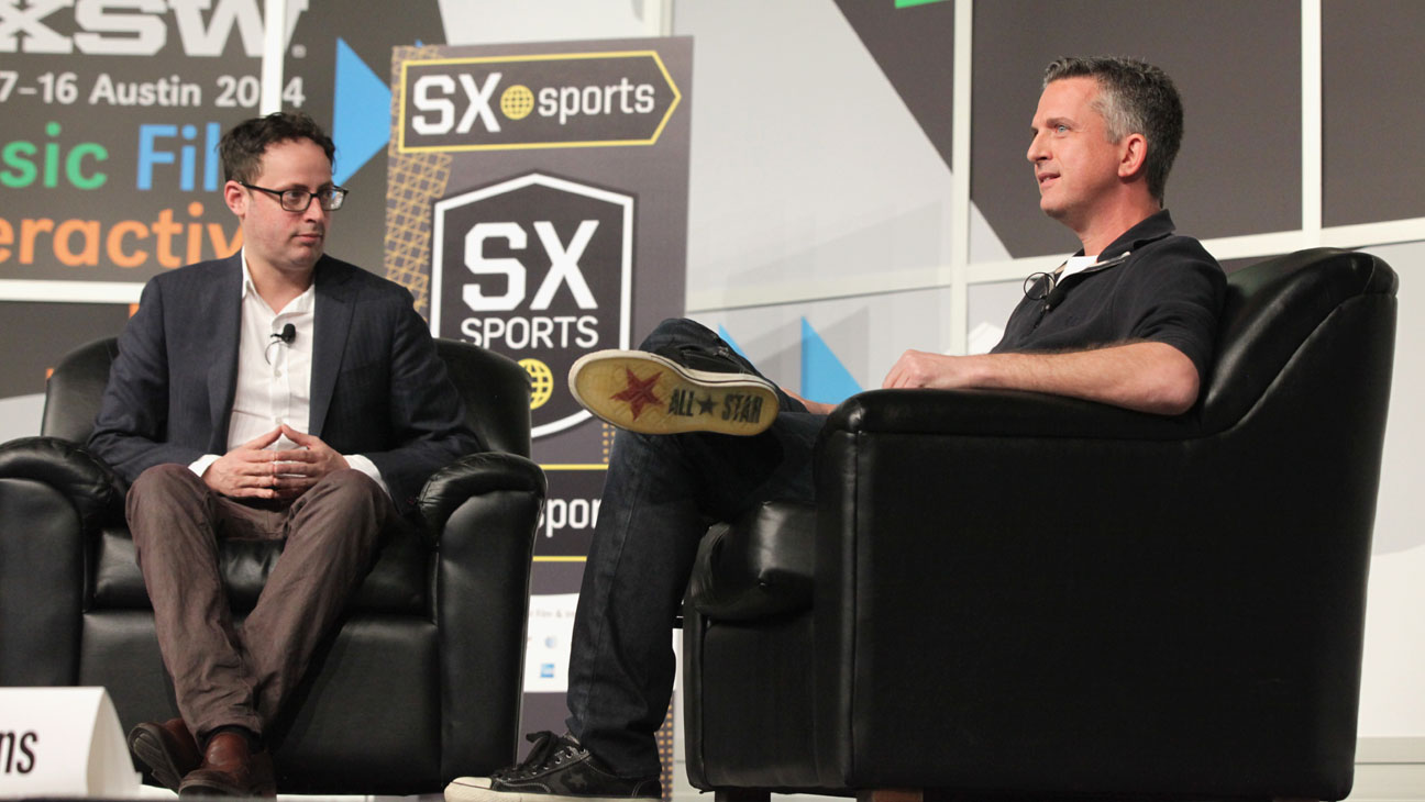 Nate Silver Bill Simmons SXSW Panel - H 2014
