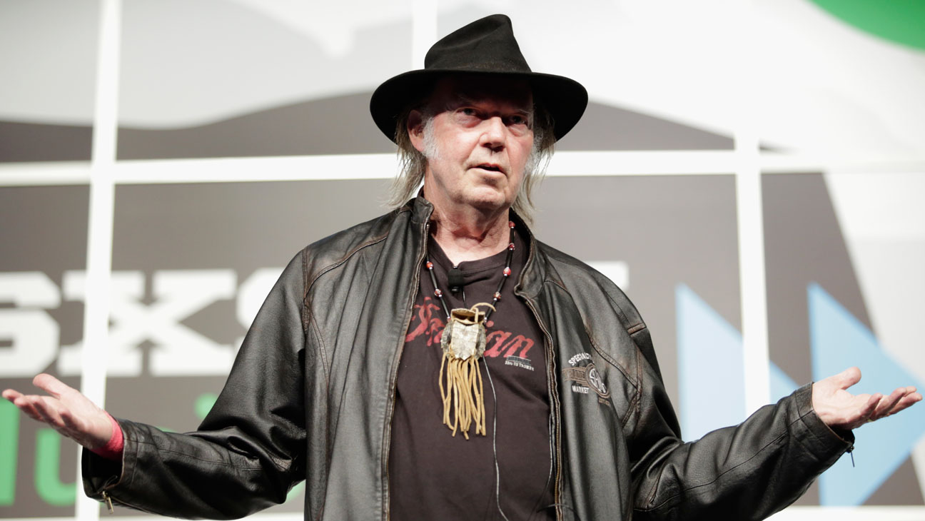 Neil Young Sells 50 Percent Stake in Song Catalog