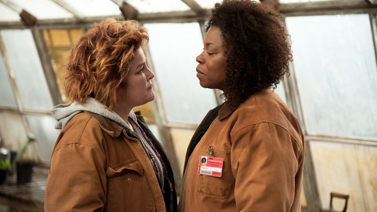 Orange is the New Black Season 2 Kate Mulgrew Lorraine Toussaint - H 2014