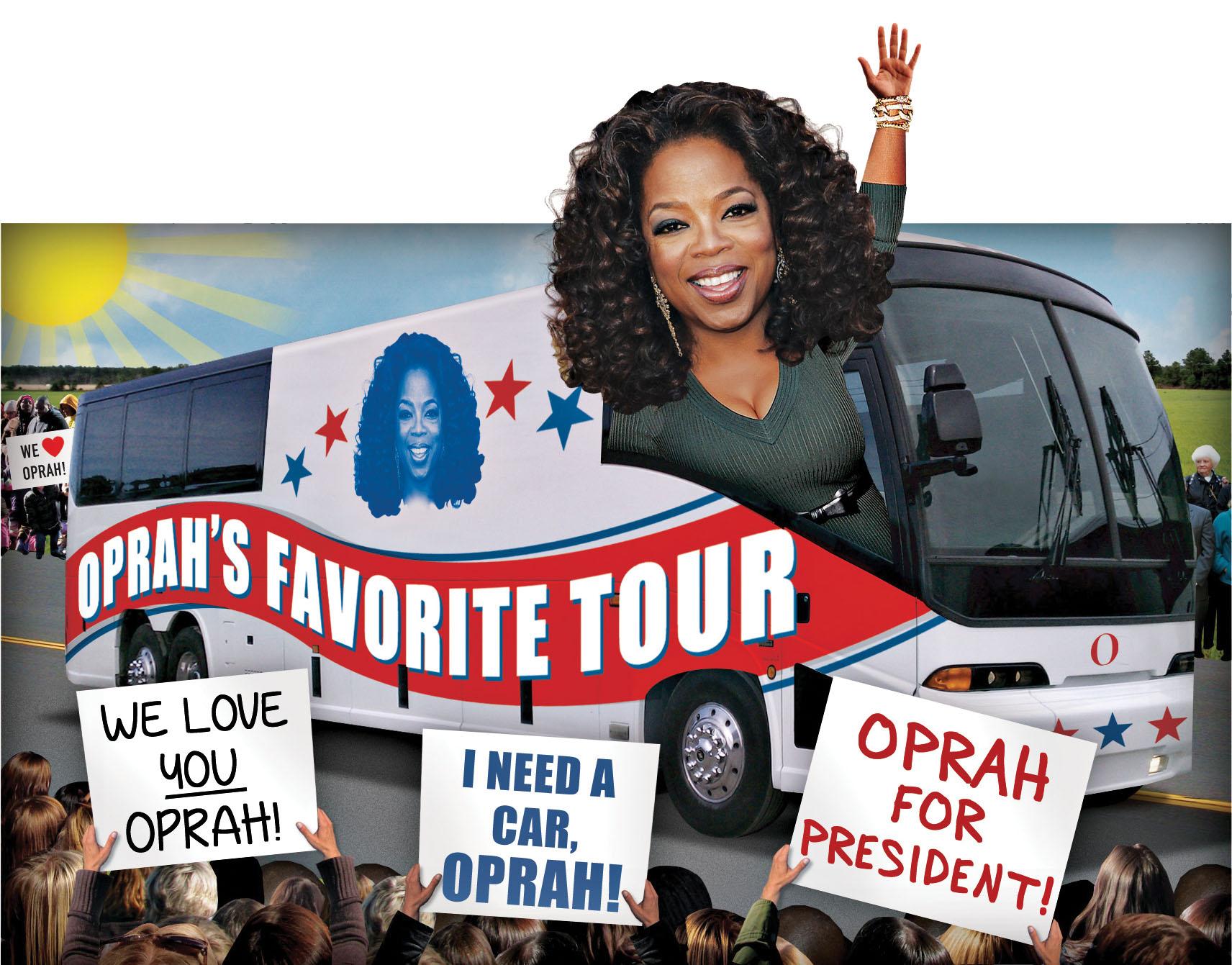 Oprah Illustration - H 2014