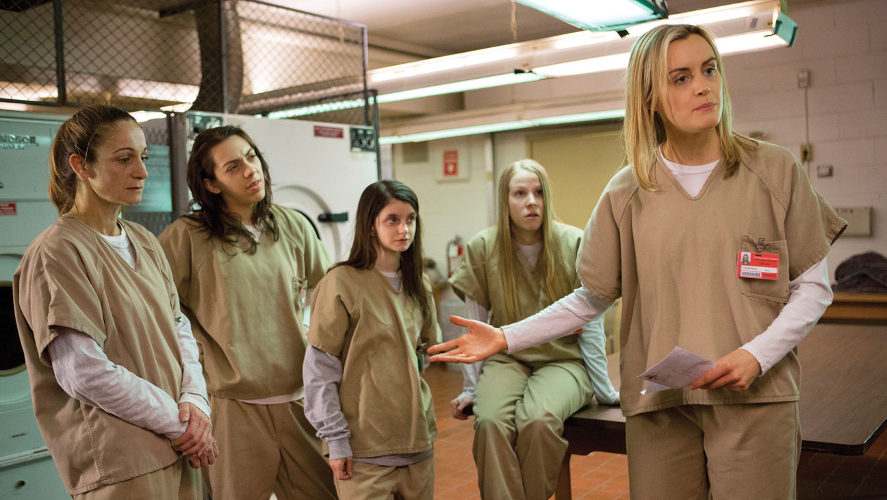 Orange Is The New Black Emmy Comedy - H 2014