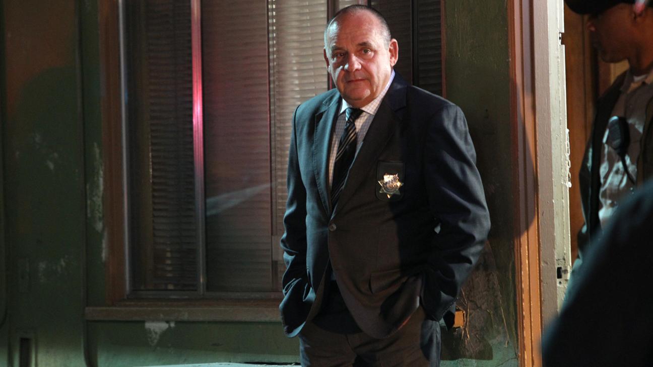 Paul Guilfoyle CSI Episodic - H 2014