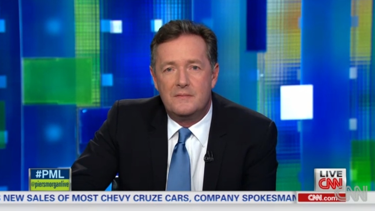 Piers Morgan Final Show - H - 2014