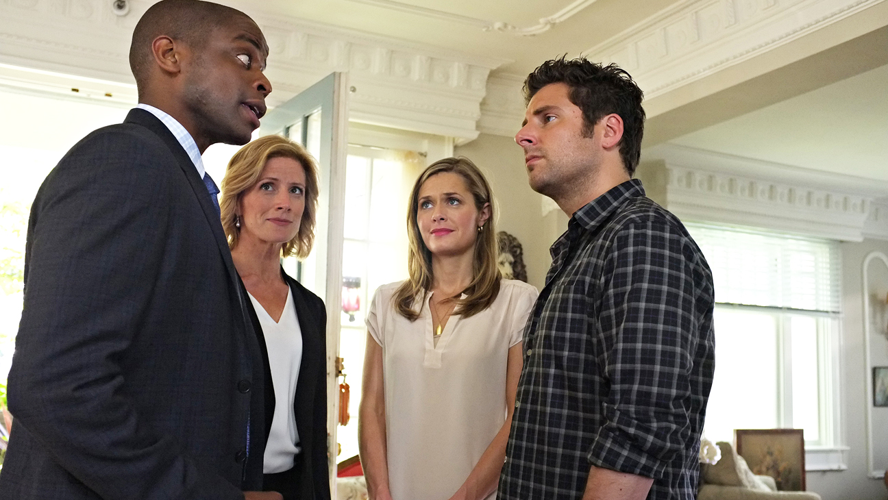 Psych Series Finale Episodic The Break Up - H 2014