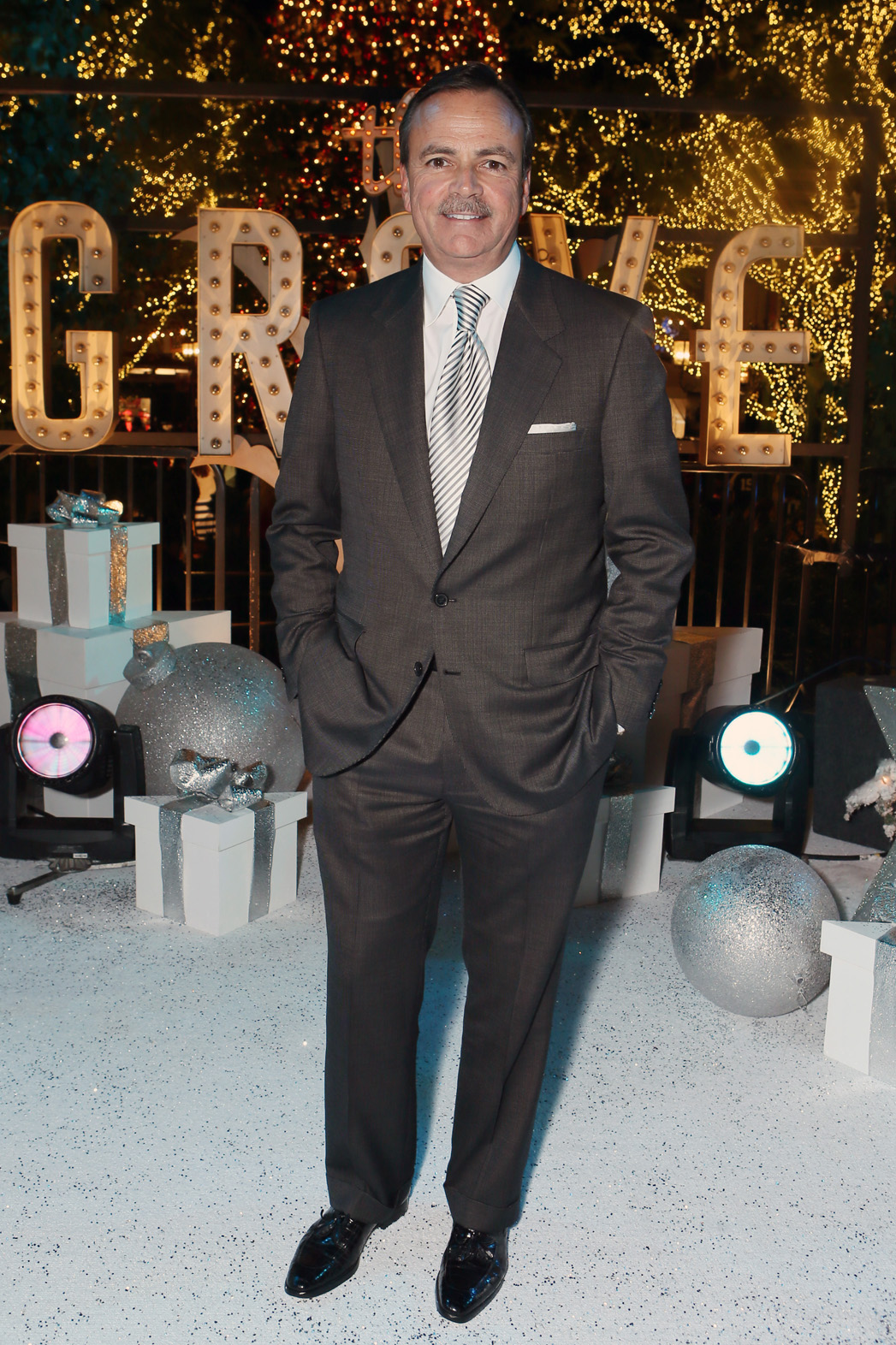 Rick Caruso at The Grove - P 2014