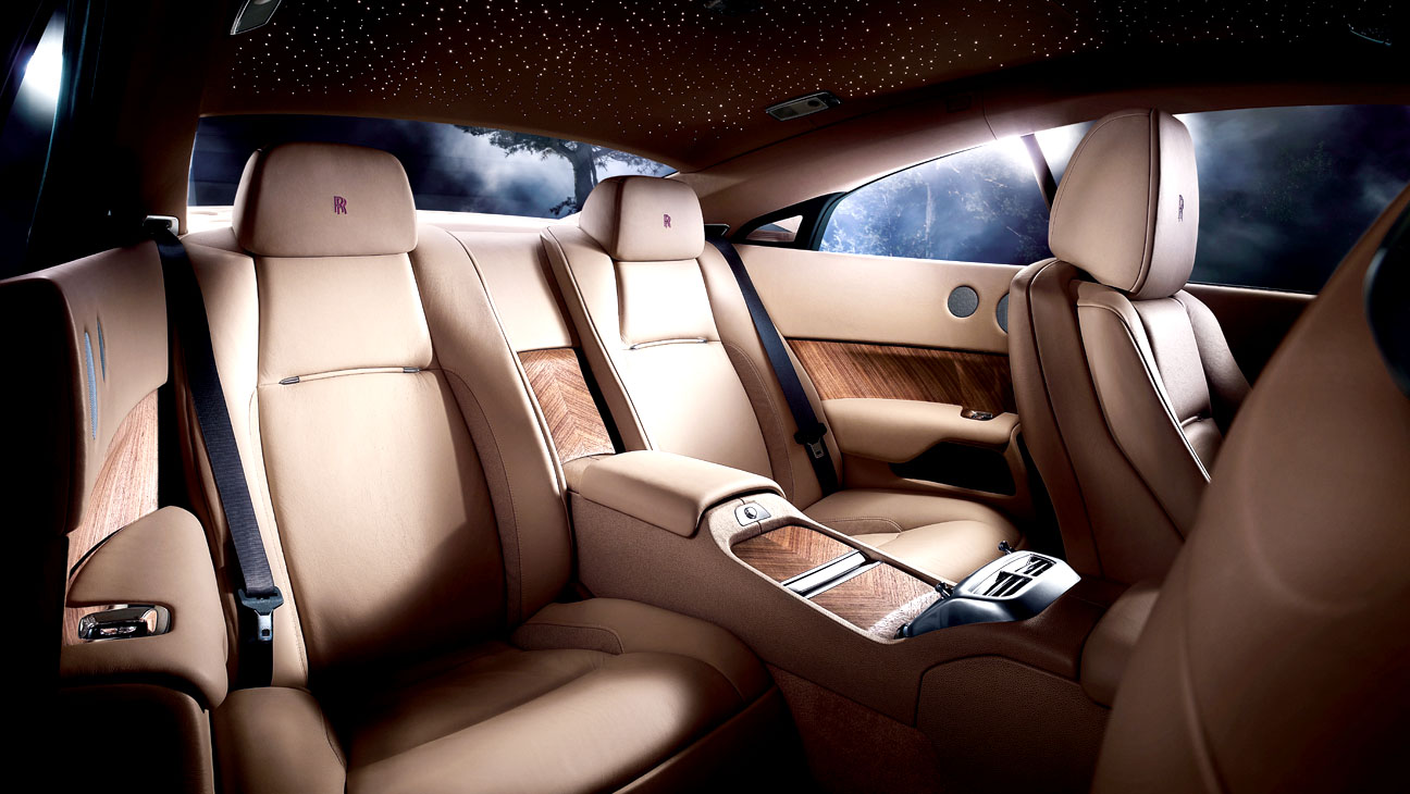 Luxury Cars 6 New Over The Top Options Hollywood Reporter