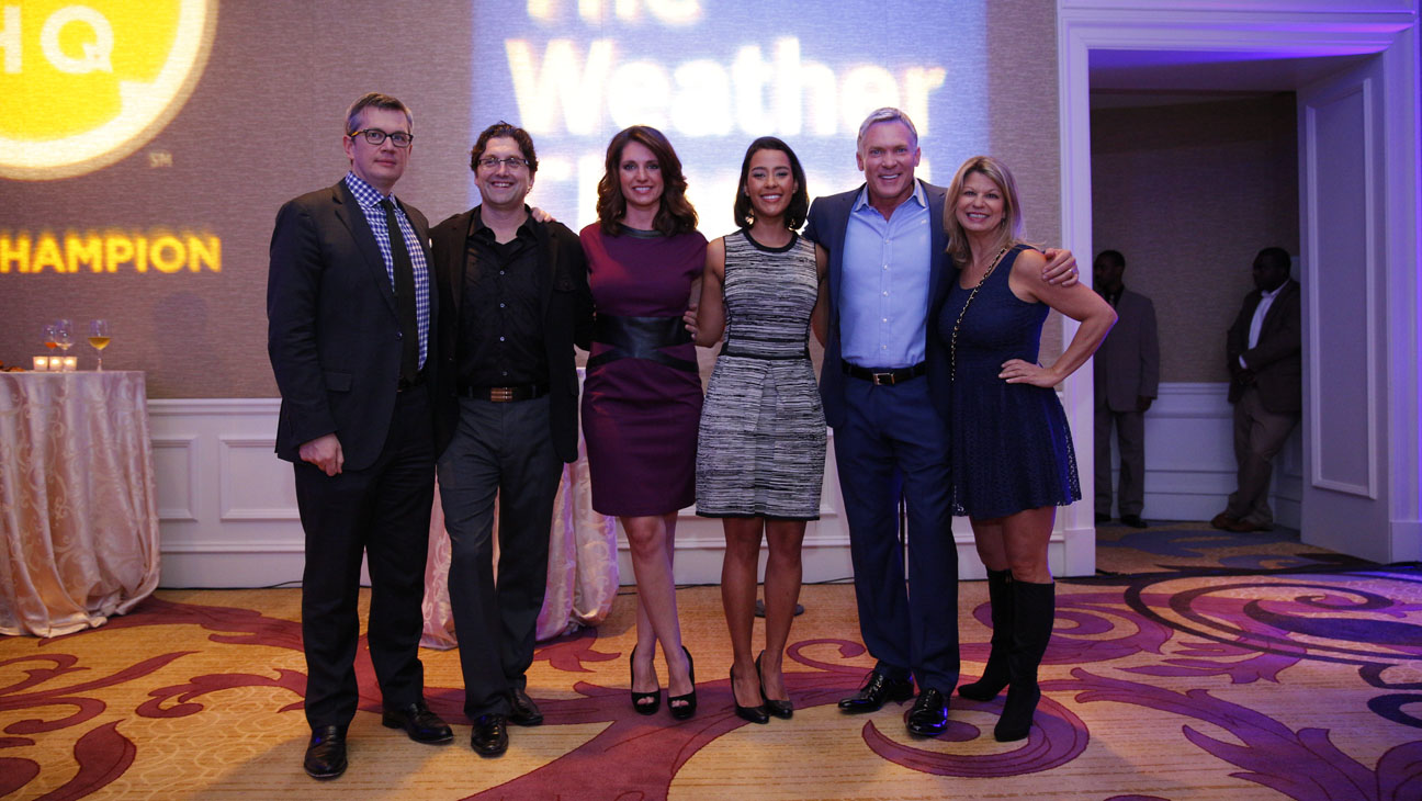 Sam Champion AMHQ Party - H2014