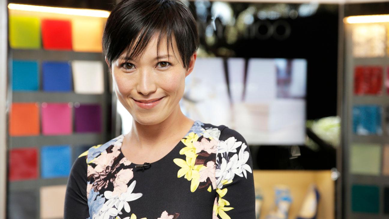 Sandra Choi at THR Power Stylists Lunch - H 2014