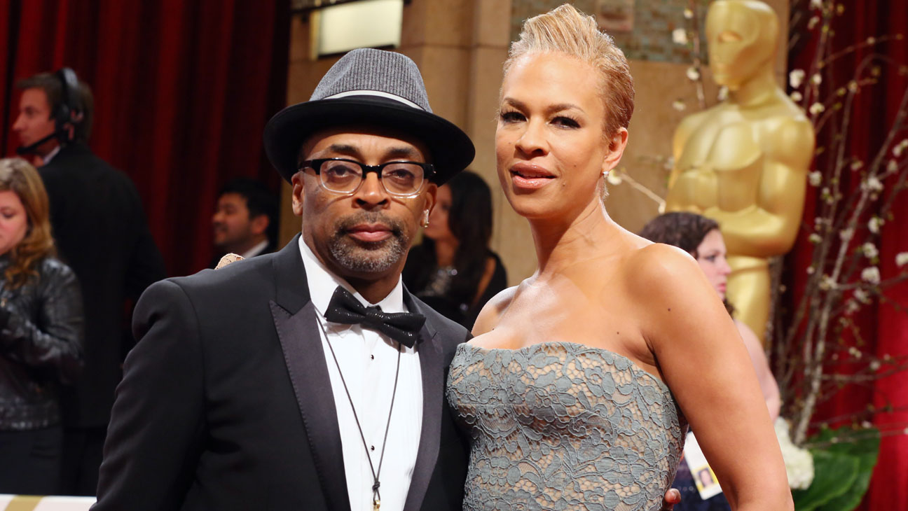 Spike Lee Tonya Lewis Lee - H 2014