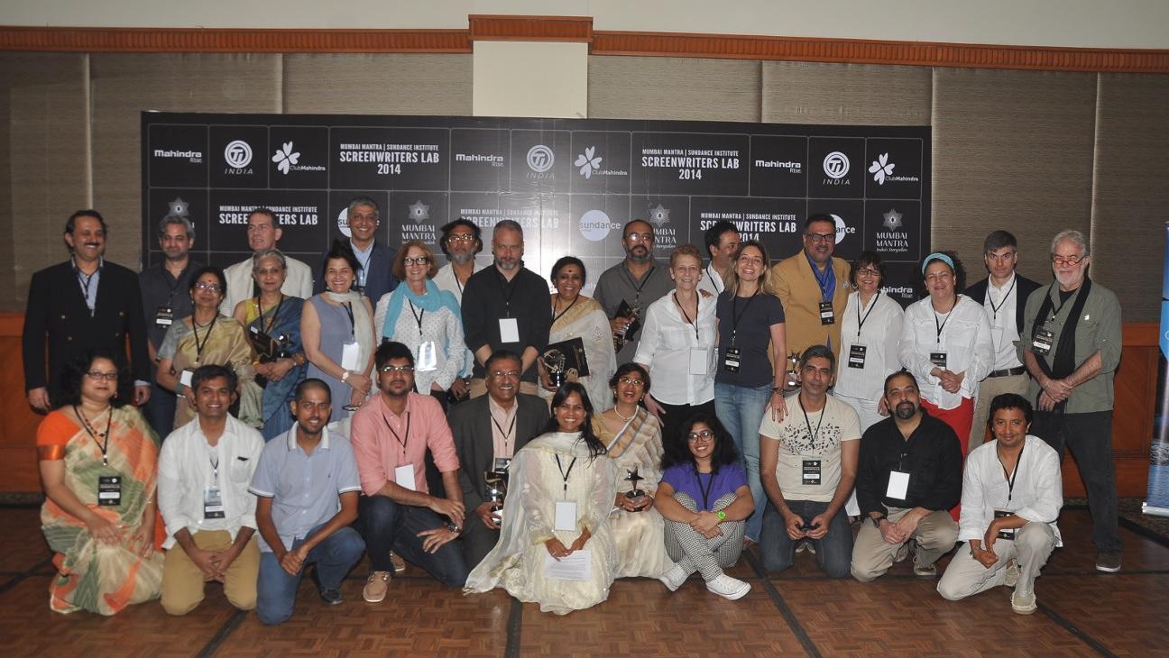 Sundance Institute, Mumbai Mantra India Screenwriters Lab 2014 - H