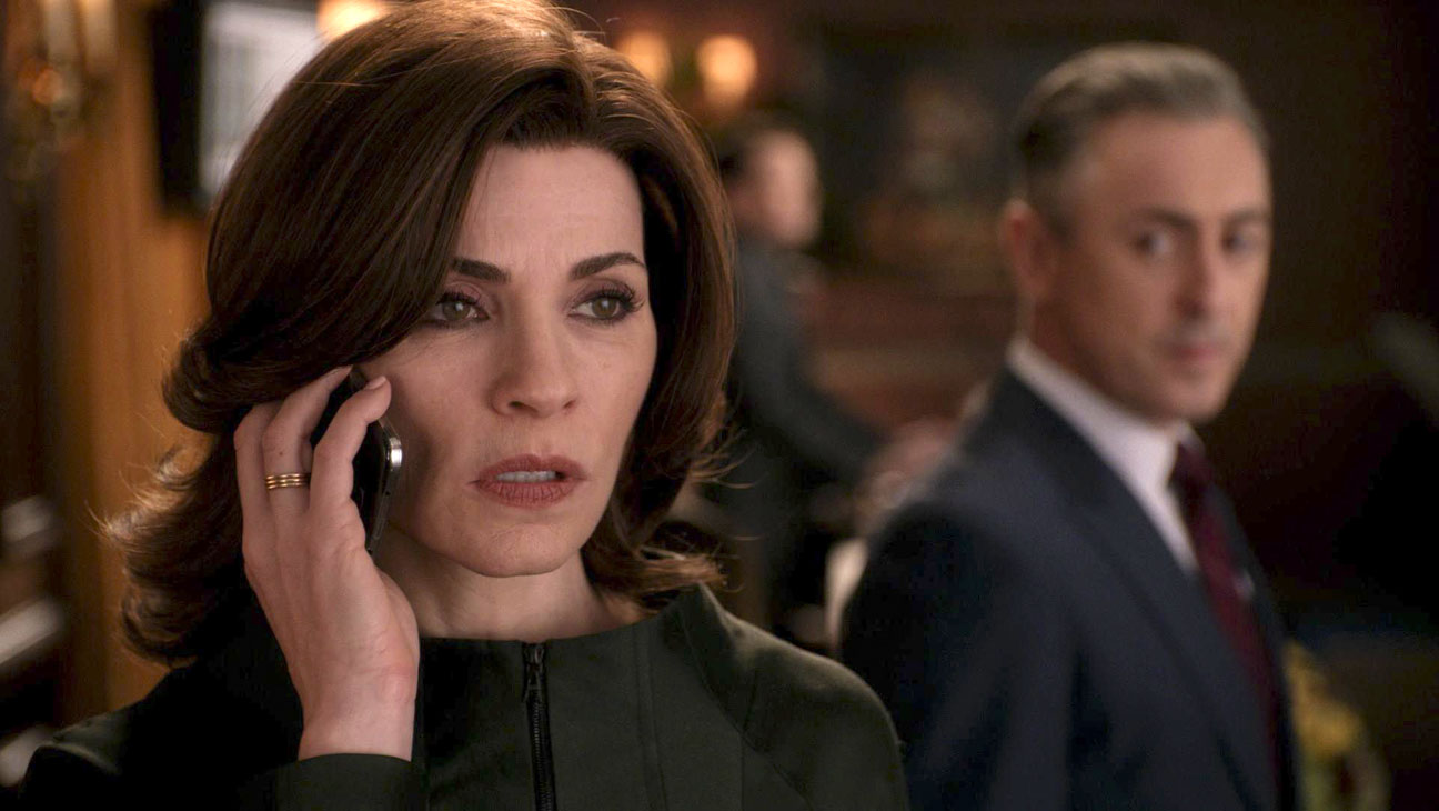The Good Wife Alicia Phone - H 2014