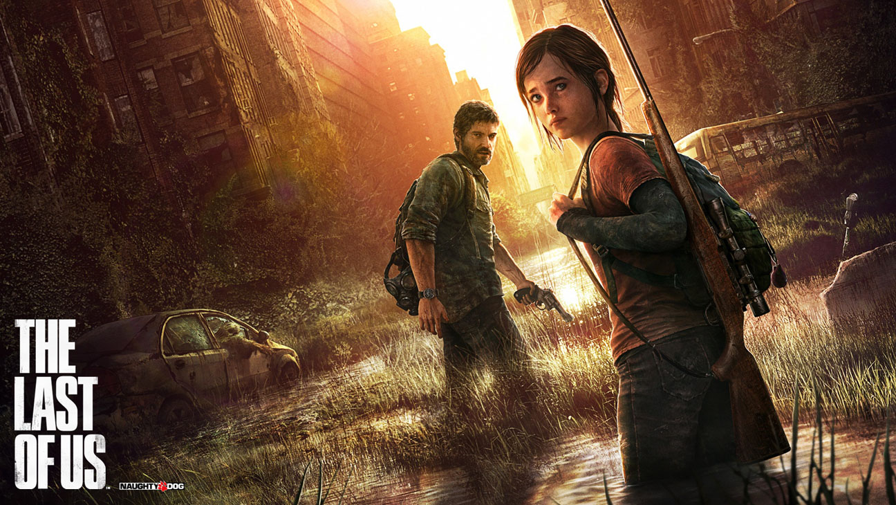 The Last of Us Video Game - H 2014