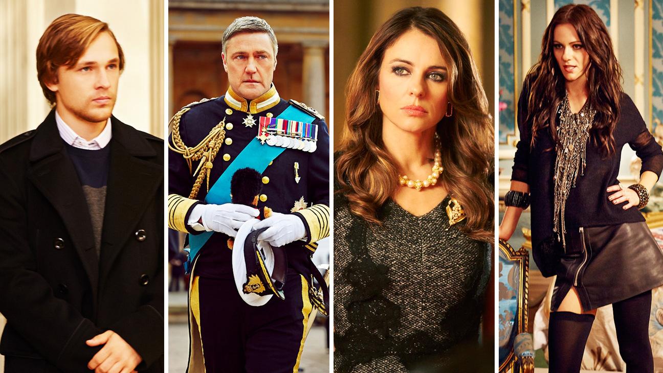 The Royals E! - H 2014