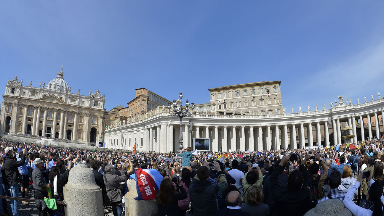 The Vatican - H 2014