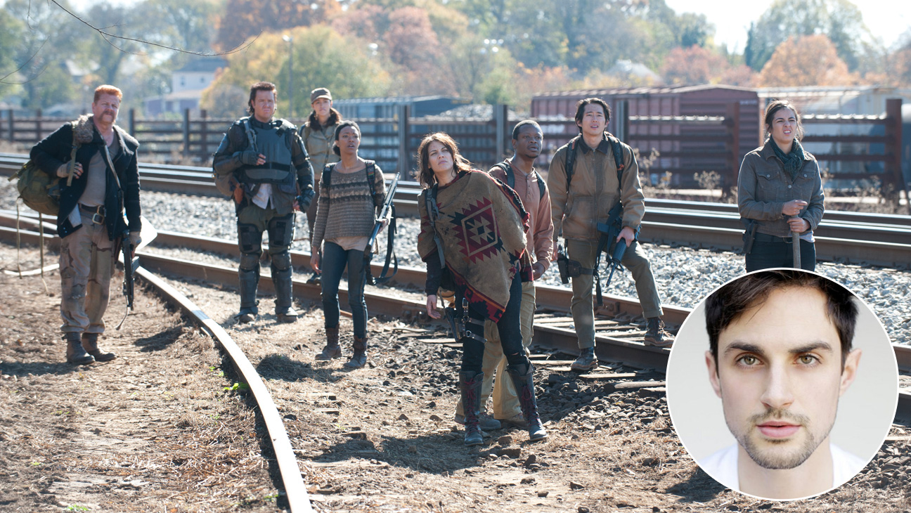 The Walking Dead Episodic Andrew J. West Inset - H 2014