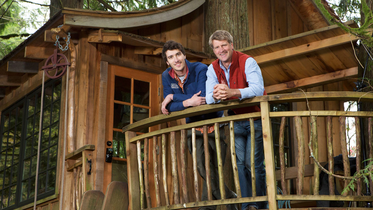 Treehouse Masters - H 2014