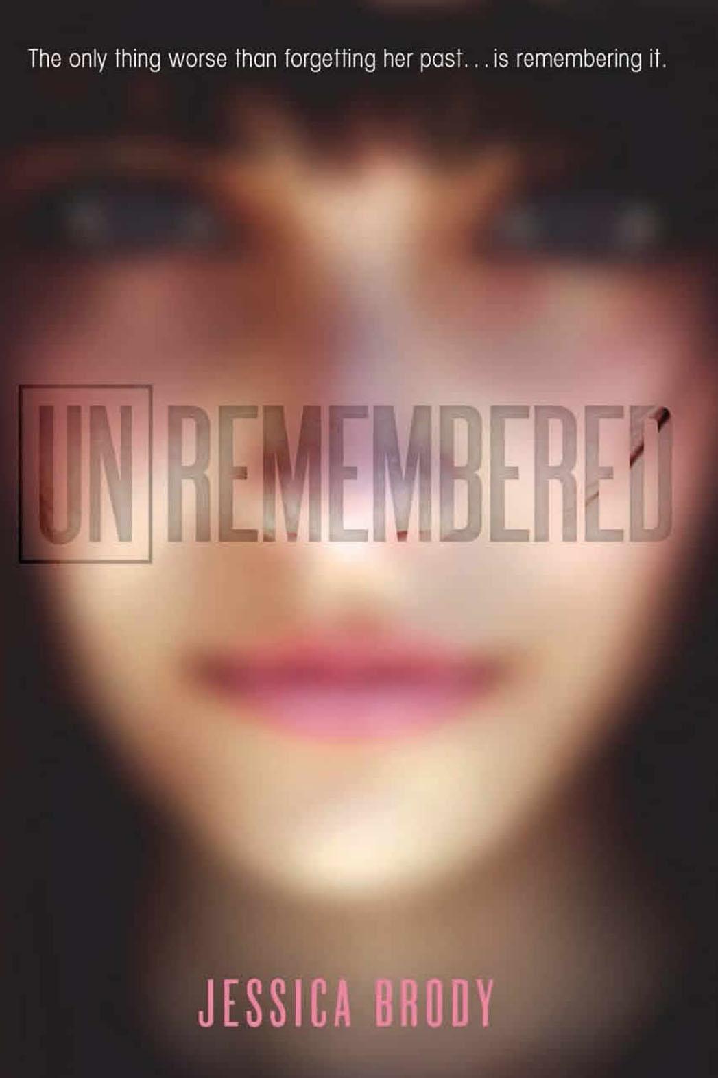 Unremembered Book Cover - P 2014