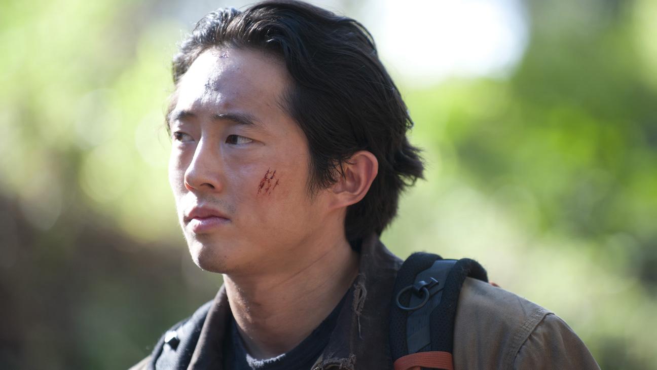 The Walking Dead S4 EP 15 Yeun Episodic - H 2014