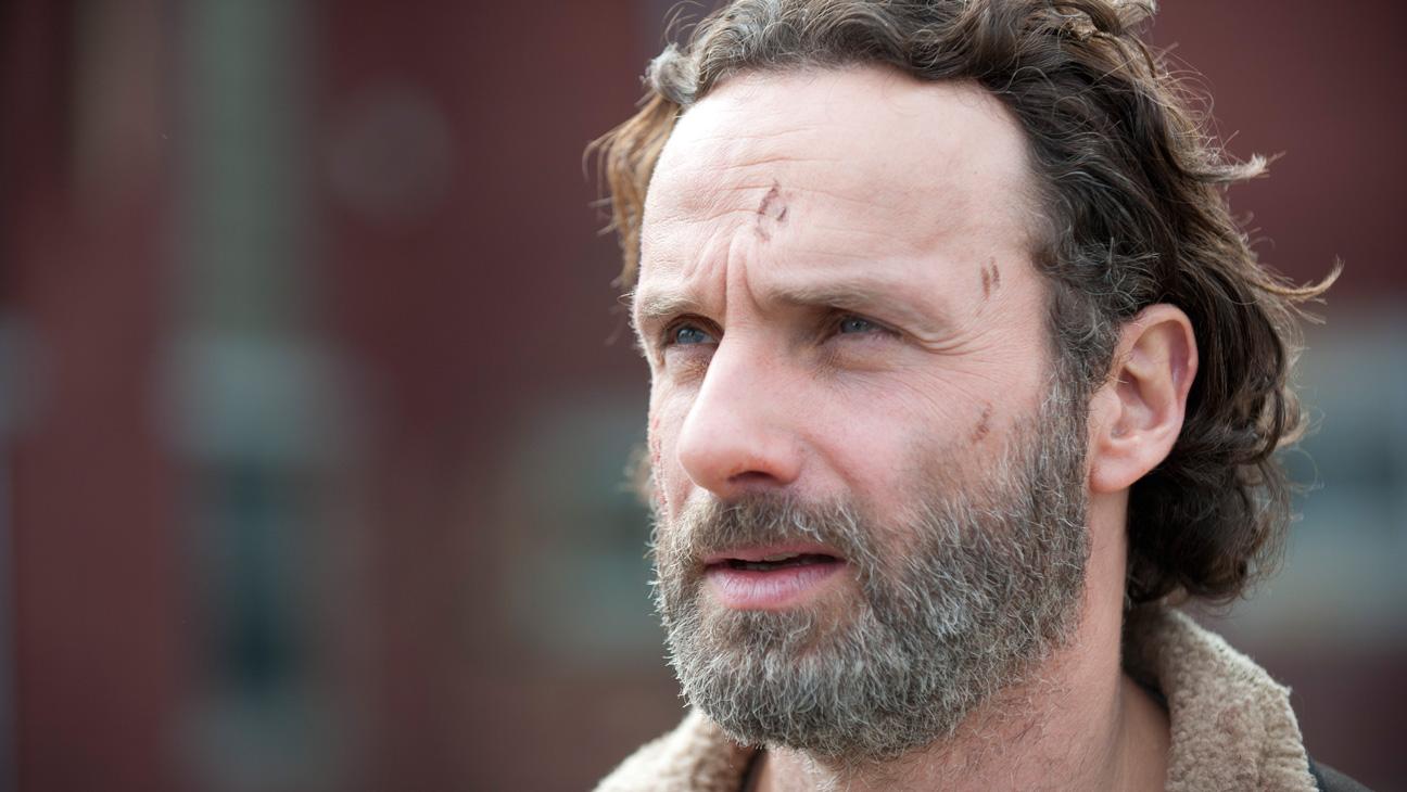 The Walking Dead Season 4 Finale Episodic Rick - H 2014