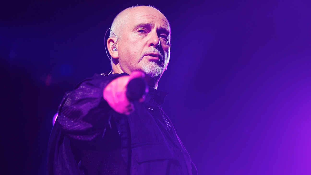 Peter Gabriel Back To Front - H 2014