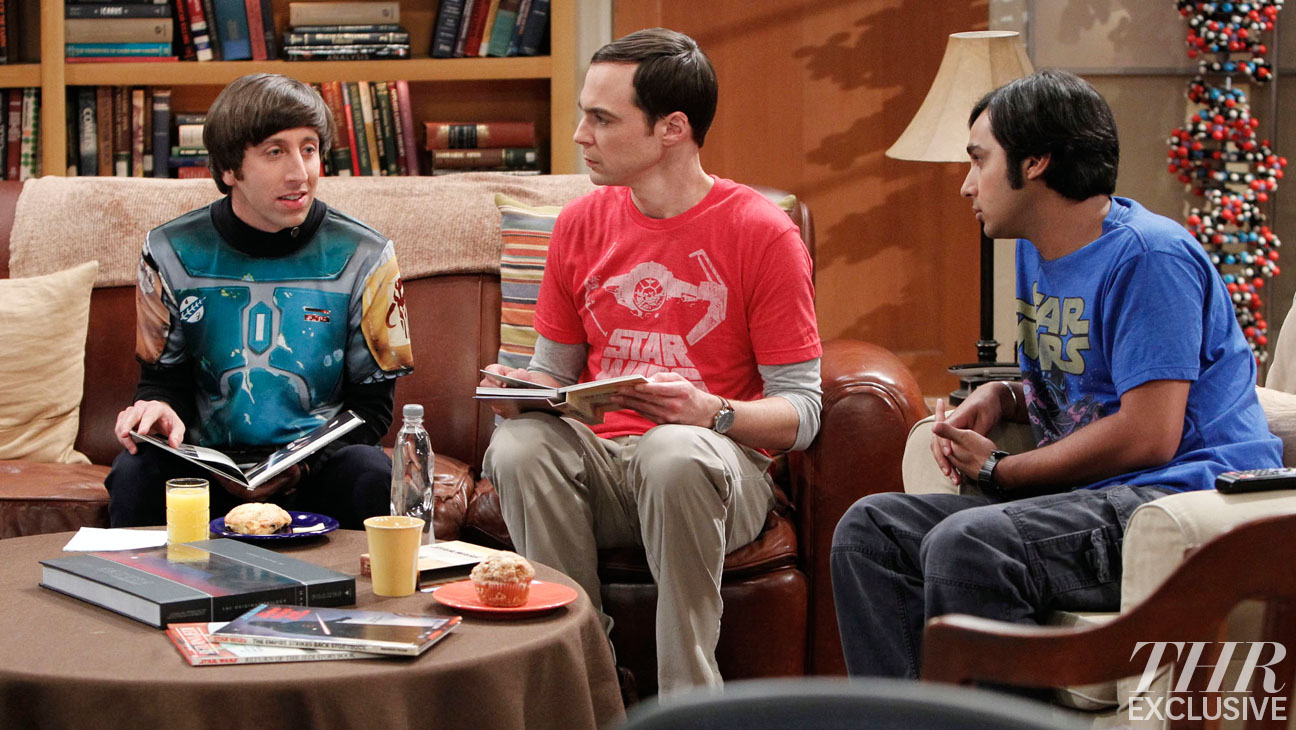 The Big Bang Theory The Proton Transmogrification THE EXCLUSIVE - H 2014