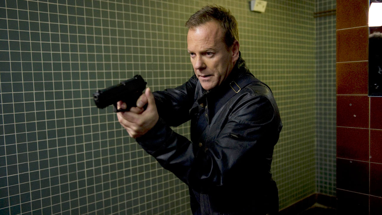 24 Live Another Day Kiefer Sutherland Episodic - H 2014