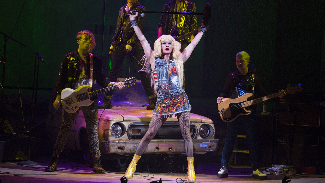 Neil Patrick Harris in Hedwig - H 2014