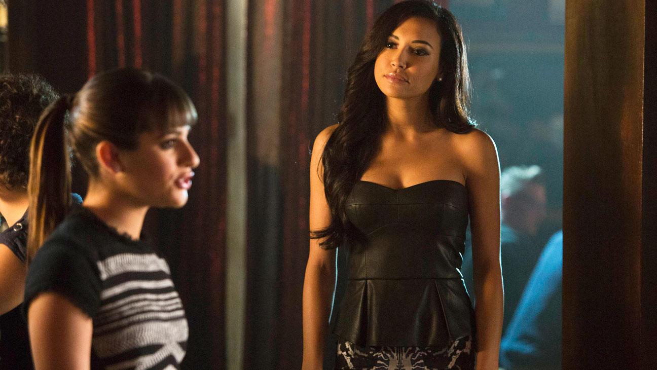 Naya Rivera Lea Michele Episodic 2 - H 2014