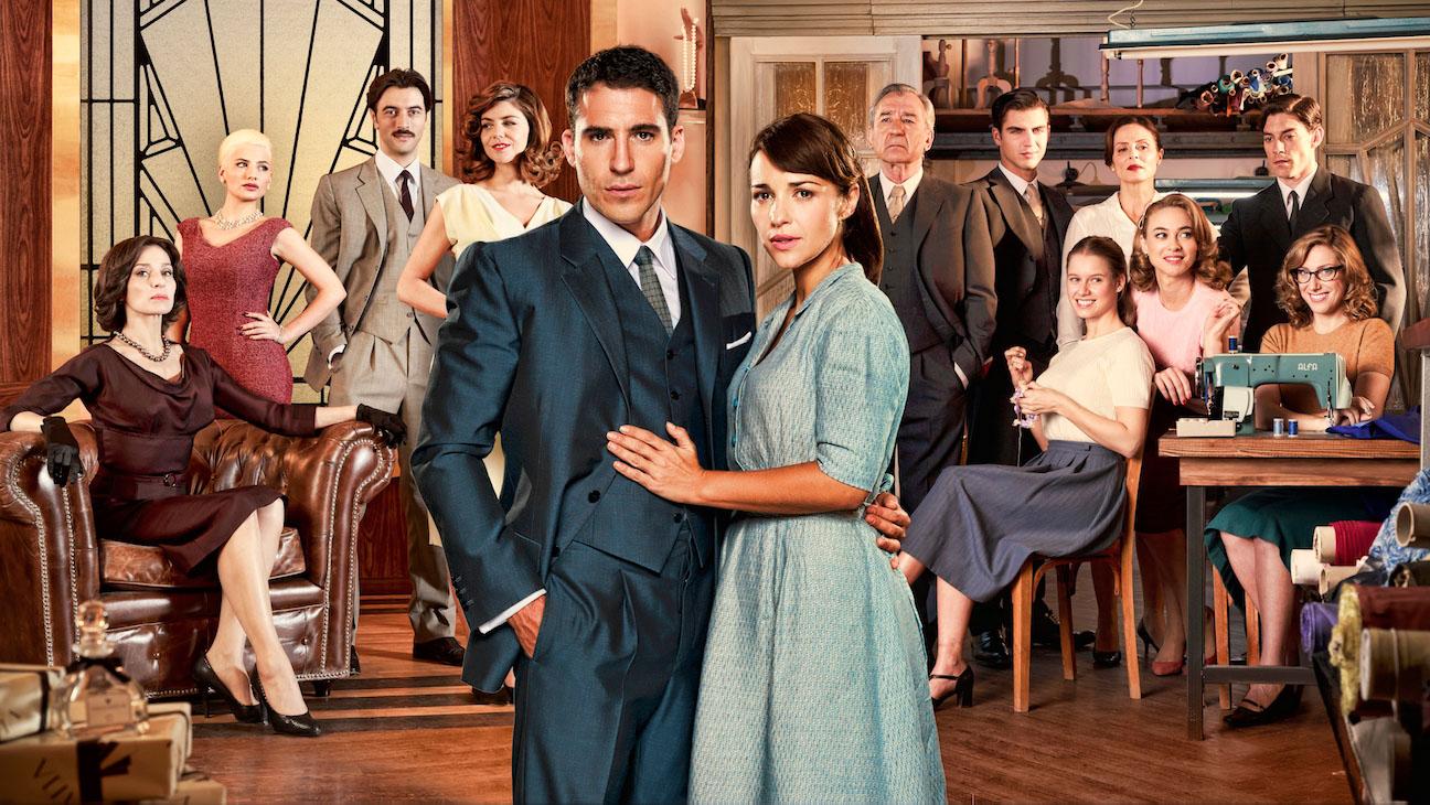 MIPTV: Italy's Rai Uno Orders Local Version of Spanish Period Drama 'Velvet'  | Hollywood Reporter