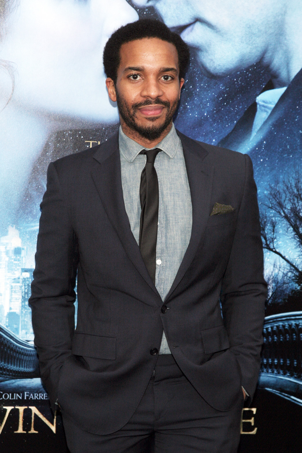 Andre Holland - P 2014