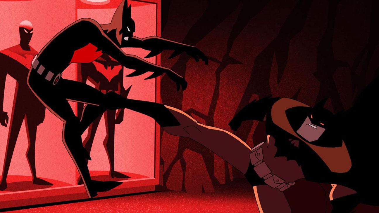 Batman Beyond Still - H 2014