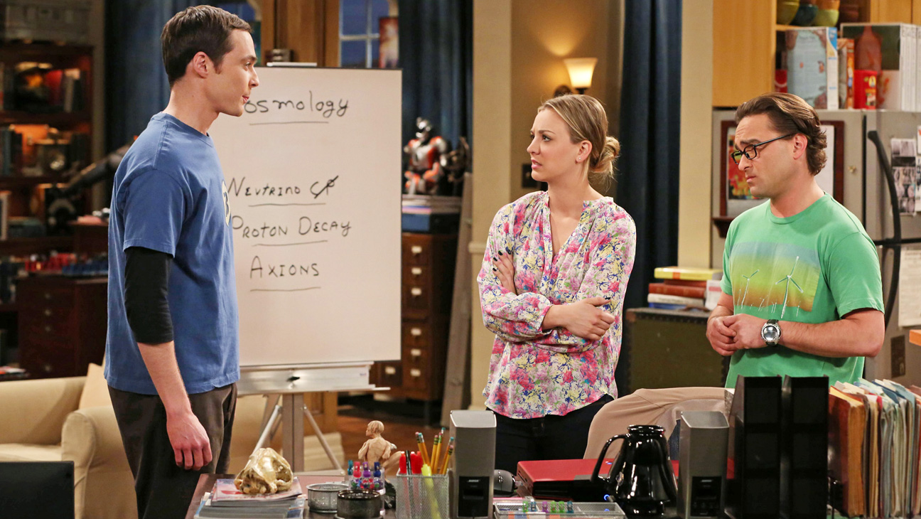 The Big Bang Theory The Anything Can Happen Recurrence - H 2014