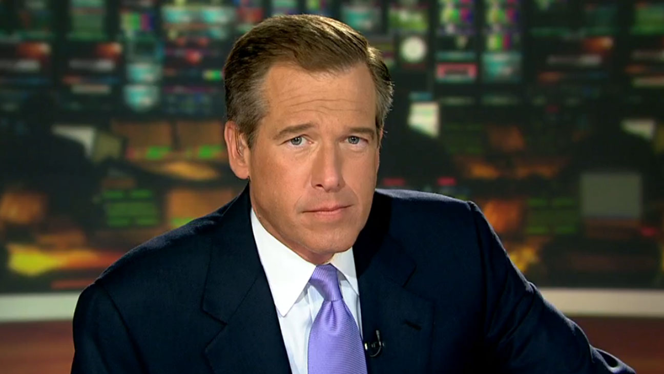 Brian Williams Gin and Juice -- H 2014