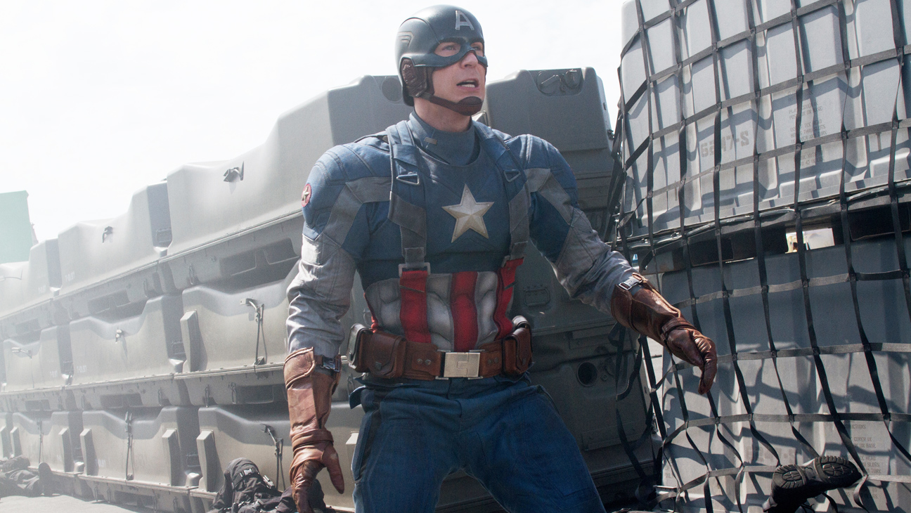 Captain America: The Winter Soldier Evans - H 2014