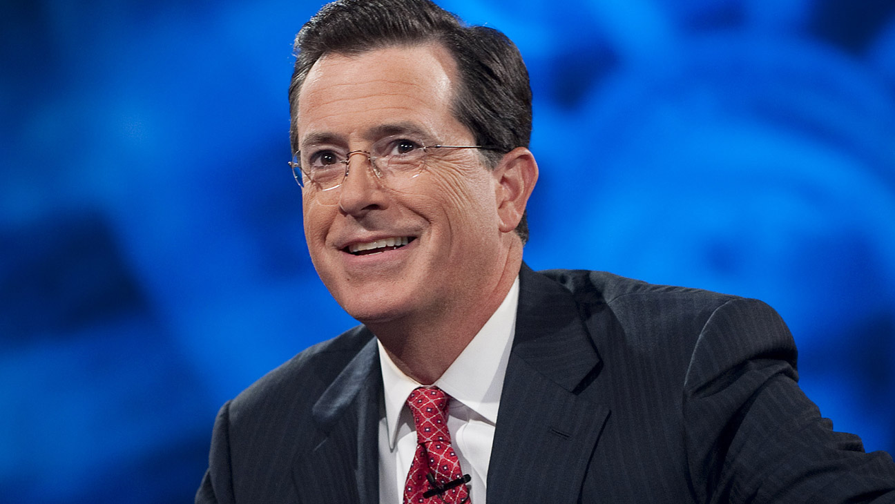 Stephen Colbert Comedy Central PR - H 2014