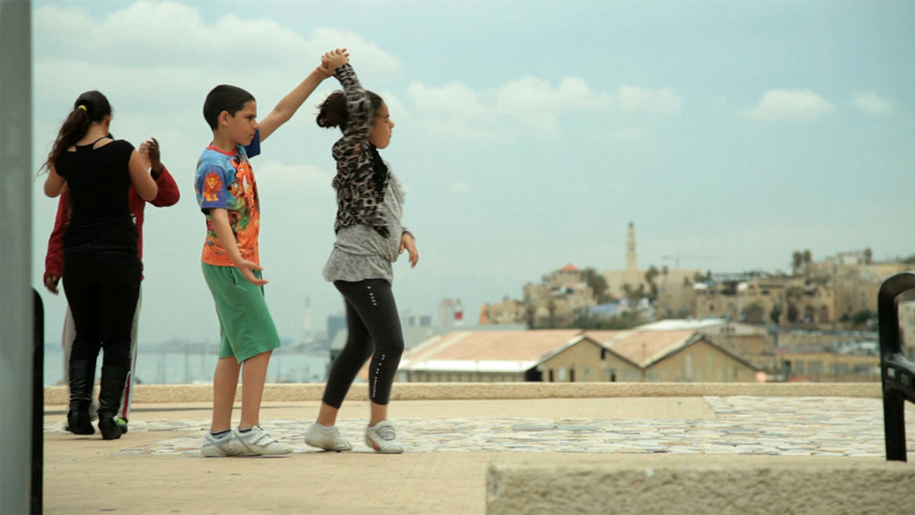Dancing in Jaffa Film Still - H 2014
