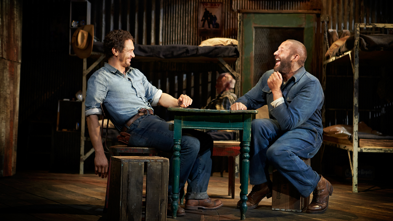 Of Mice and Men Franco O'Dowd Play - H 2014