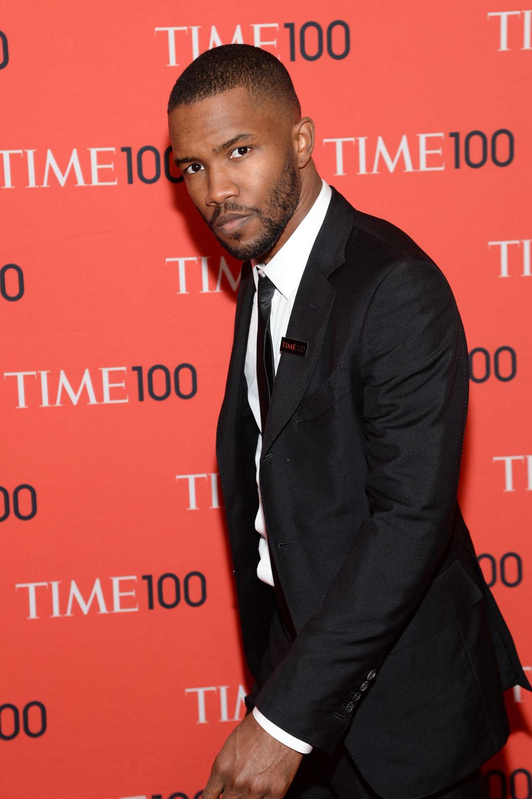 Frank Ocean TIME 100 - P 2014