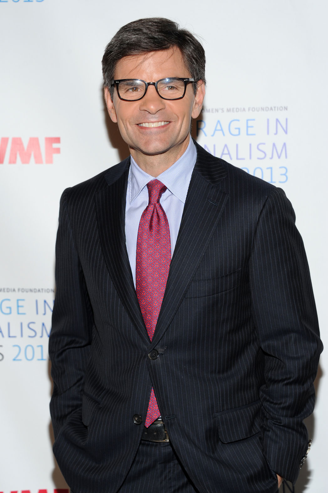 George Stephanopoulos Headshot - P 2014