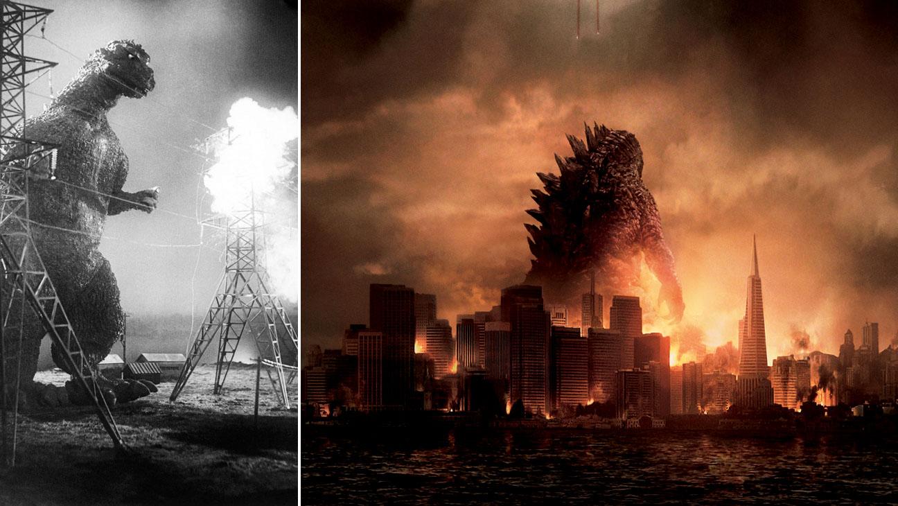Godzilla Split - H 2014