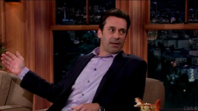 Jon hamm dating show clip