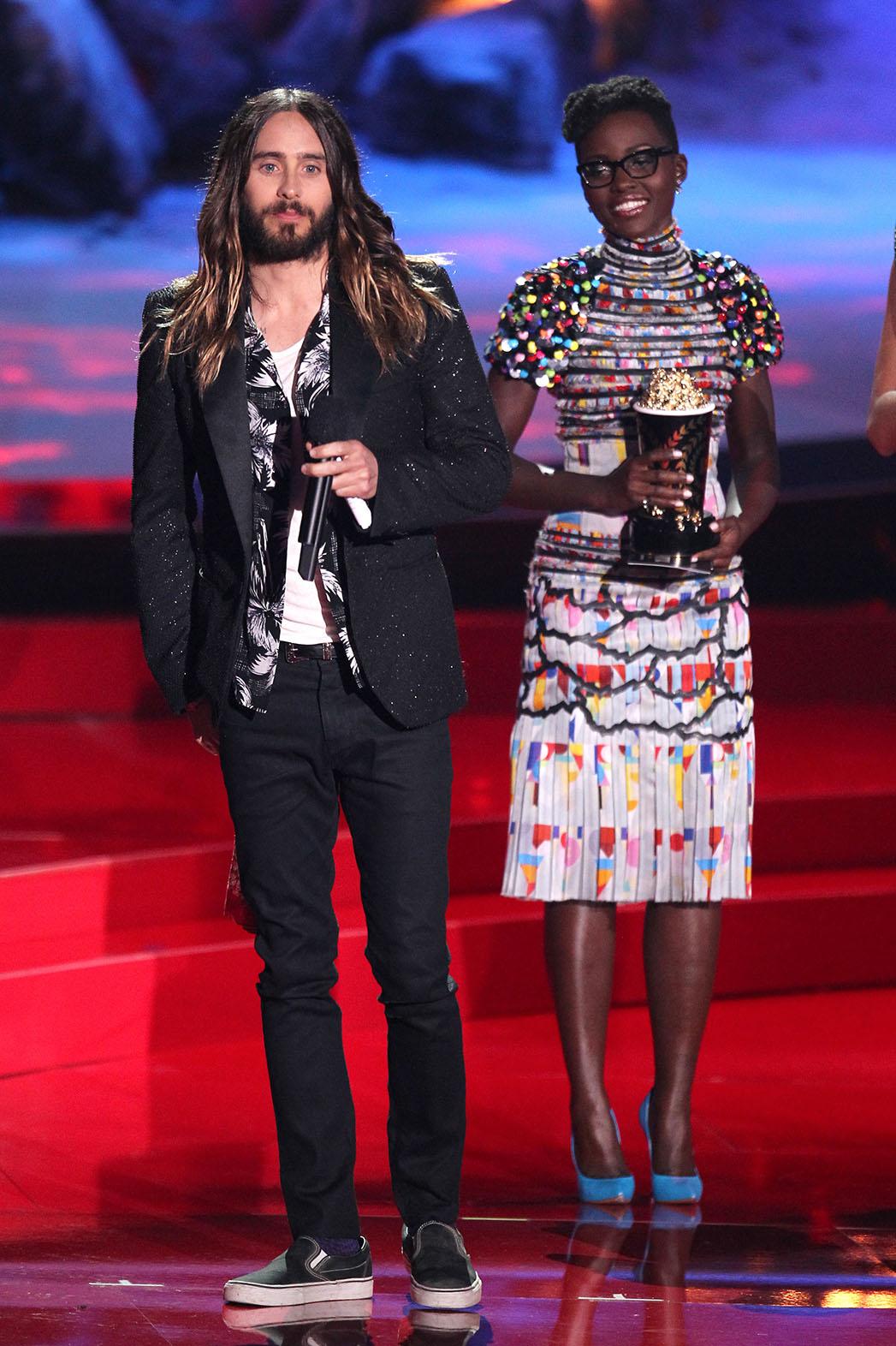 Jared Leto MTV Movie Awards - P 2014