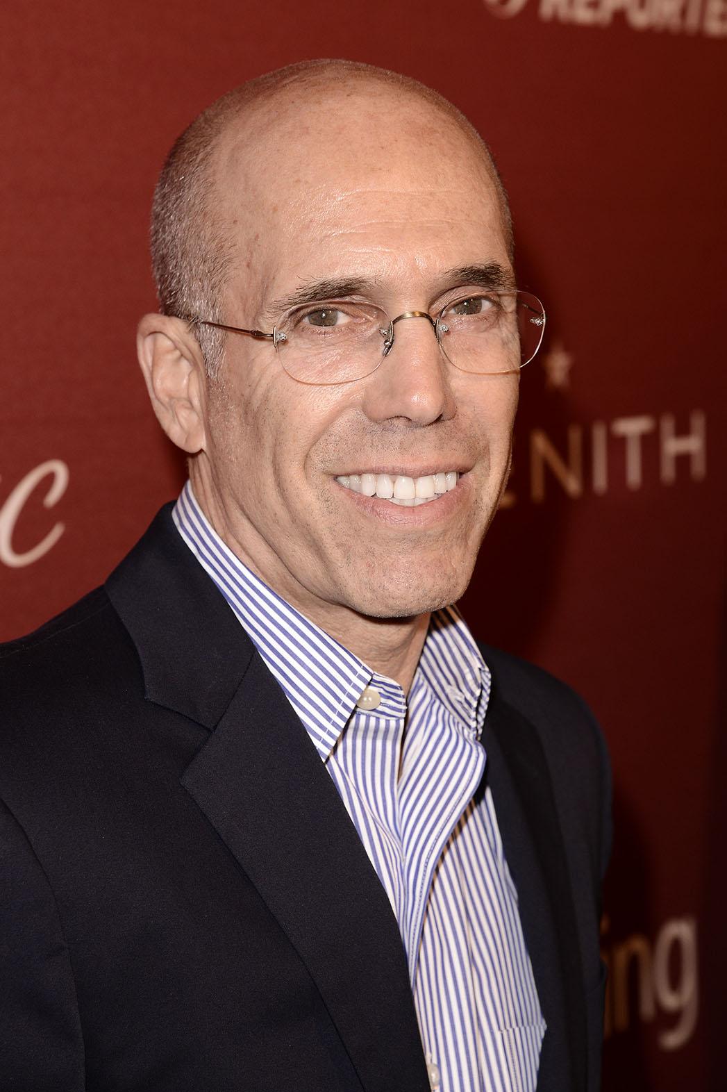 Jefferey Katzenberg Headshot - P 2014