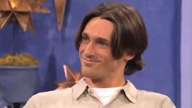 Jon hamm dating show hair