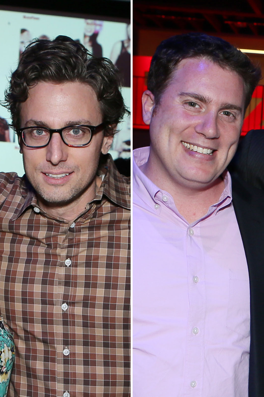 Buzzfeed's Jonah Peretti and Ben Smith - P 2014