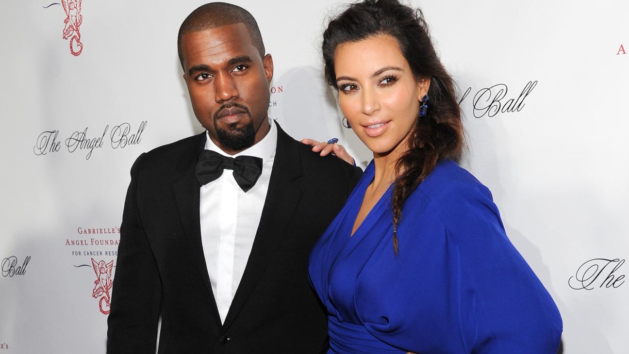Kim Kardashian Kanye West - H 2014