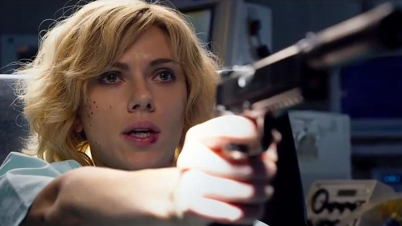 Scarlett Johansson Lucy Trailer - H 2014