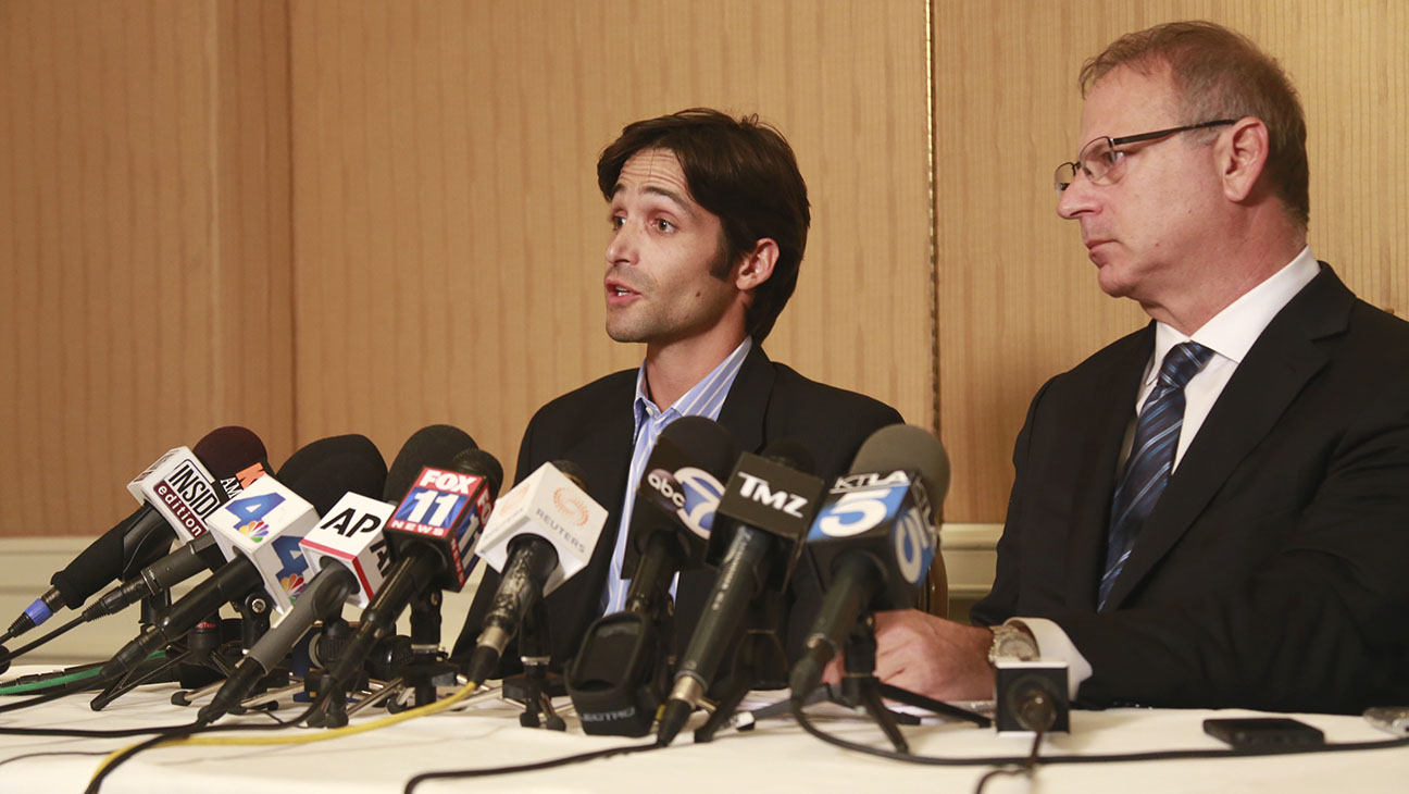 Michael Egan Press Conference One - H 2014