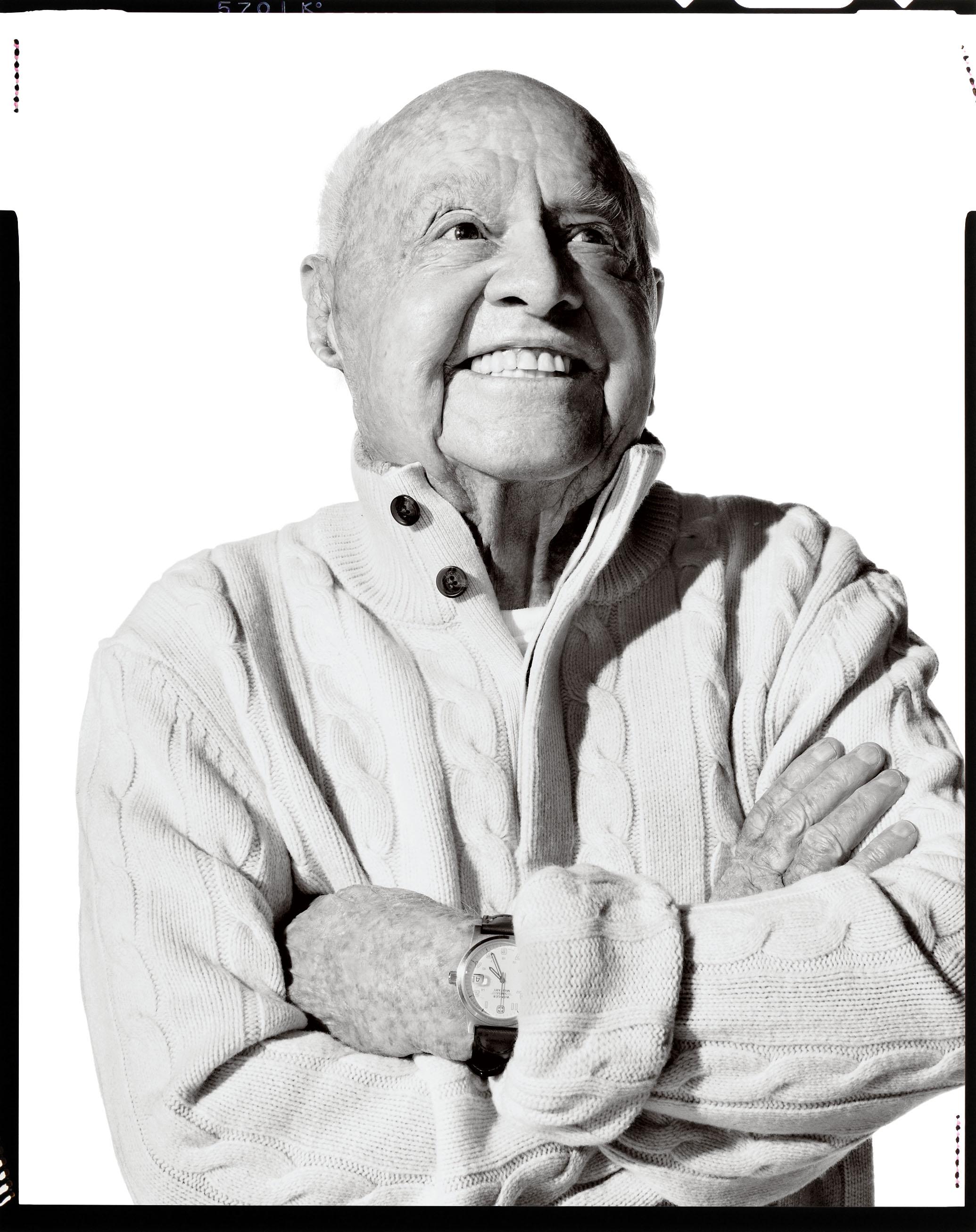 Mickey Rooney Portrait - P 2014