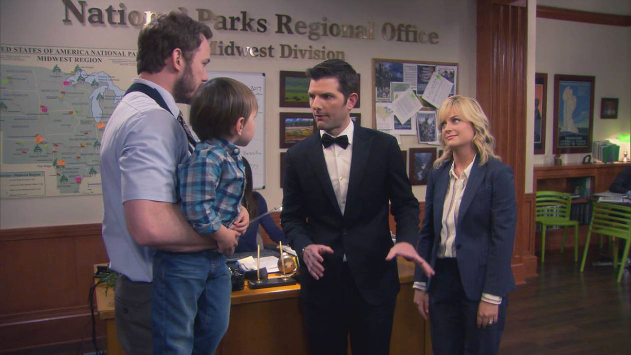 Parks and Recreation Season 6 Finale Screengrab - H 2014